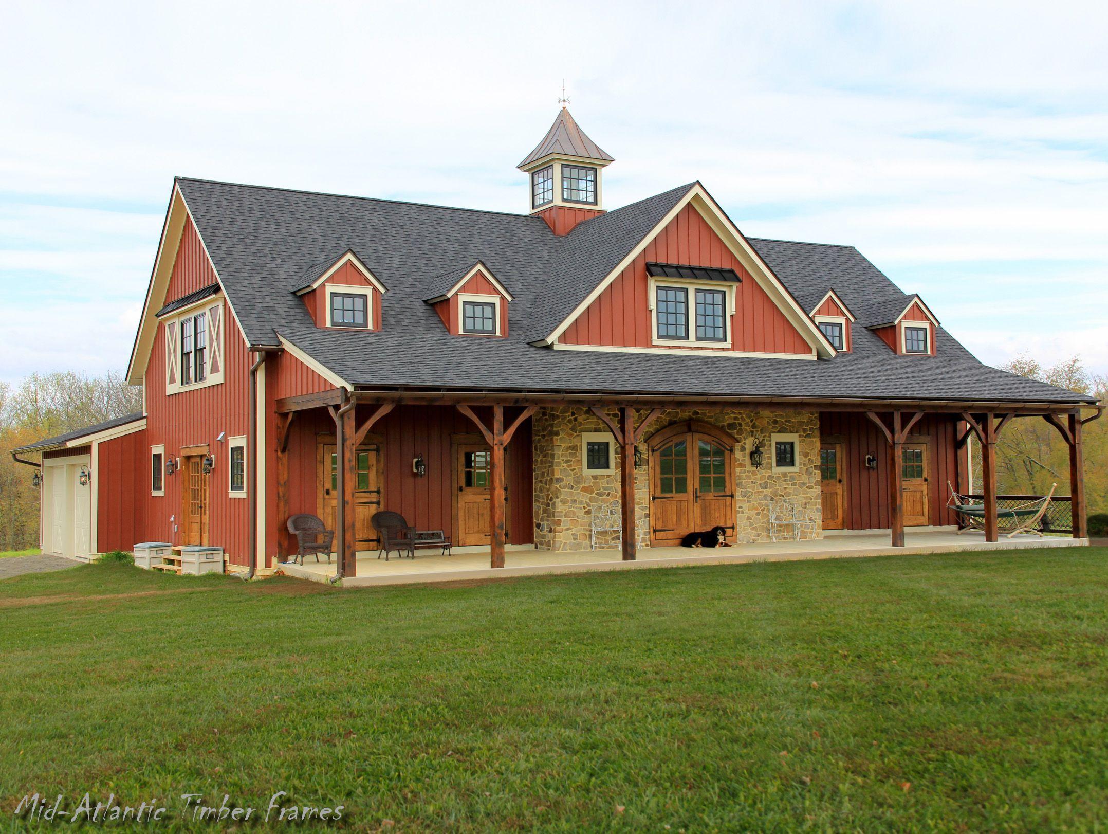 Faqs Mid Atlantic Timberframes Metal Building Homes Barn House Plans Pole Barn Homes