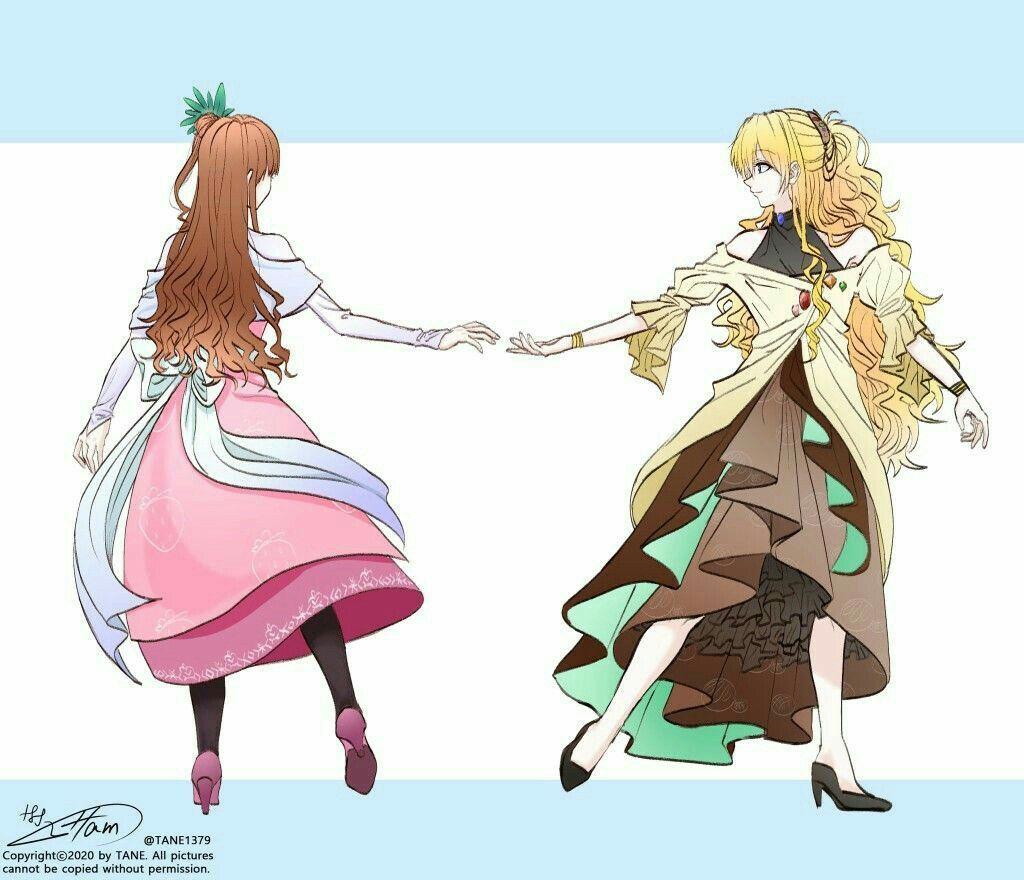 Manhwa trong 2020 Dễ thương, Công chúa, Anime