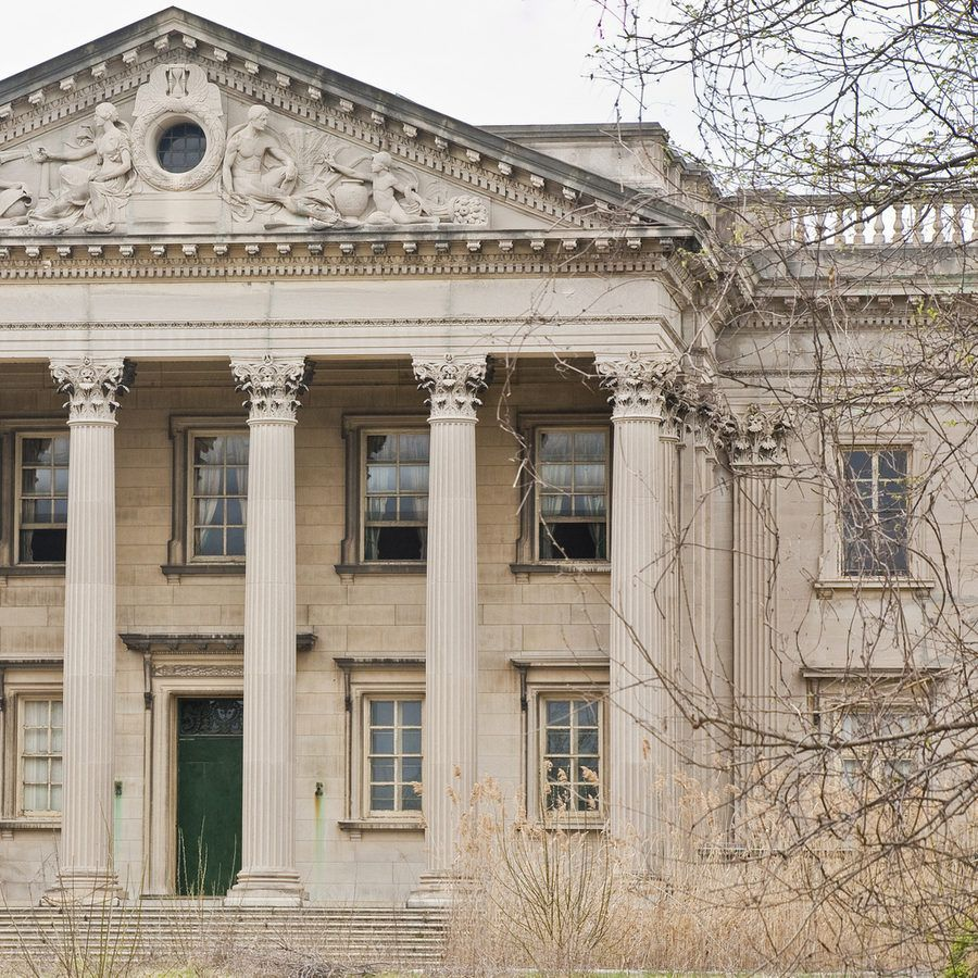 Zillow Pa: Horace Trumbauer's Lynnewood Hall Hits The Market At $20M
