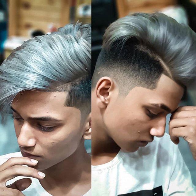Men S Hair Haircuts Fade Haircuts Short Medium Long Buzzed Side Part Long Top Short Sides Hair Style Hair Permed Hairstyles Hair Styles Unisex Salon