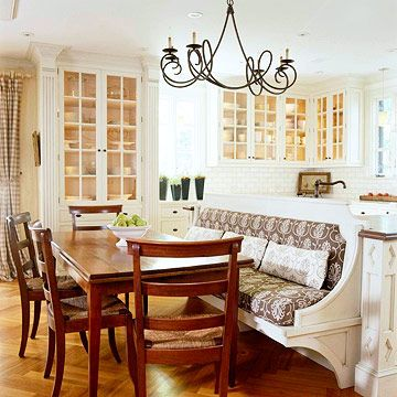 Space Savvy Banquettes Banquette Seating In Kitchen Kitchen Island With Seating Kitchen Seating