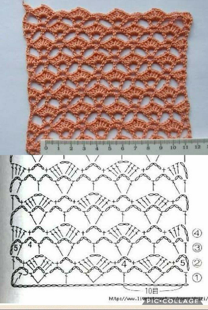 Pin de Erdőhegyi Marcella en Horgolásminták Crochet patterns ...