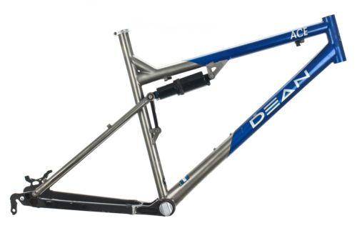 Dean Ace Mountain Bike Frame 21in XL 26\