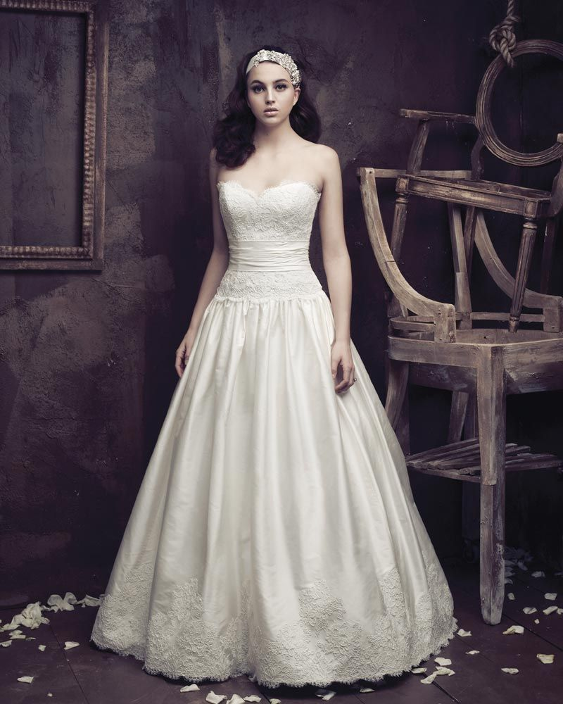 Paloma blanca classics collection u style found at lows bridal