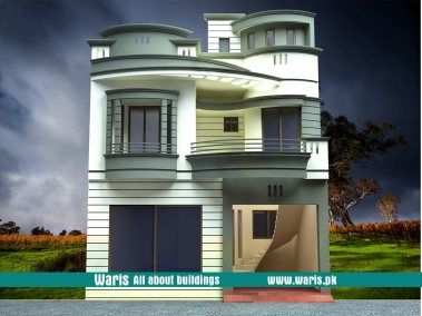 Waris house  view elevation  in gujranwala pakistan also rh pinterest