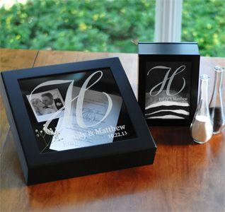 Wedding Accessories Wedding Supplies By The Wedding Outlet Wedding Shadow Box Shadow Box Sand Ceremony Set