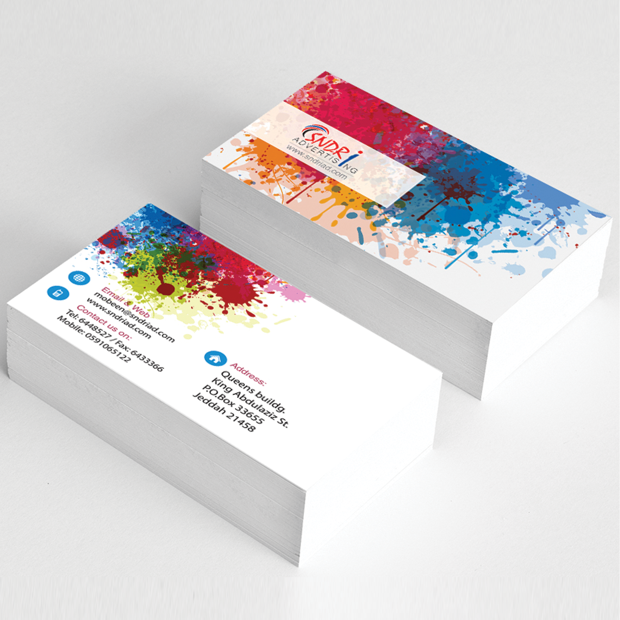 Corporate Business Card Design Print Services We All Kind Of Have Digital Printers After