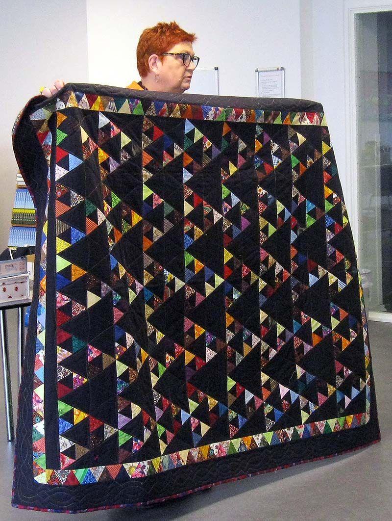karen Ekmann 5 háromszöget