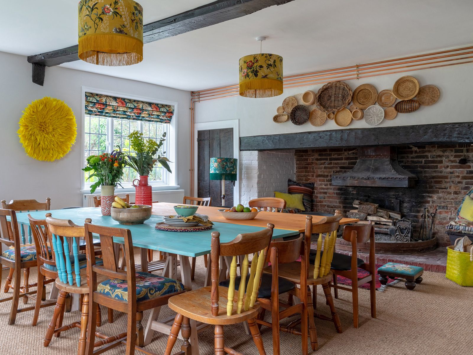 Jamie S Farm The Big Reveal Sophie Robinson Interior How To