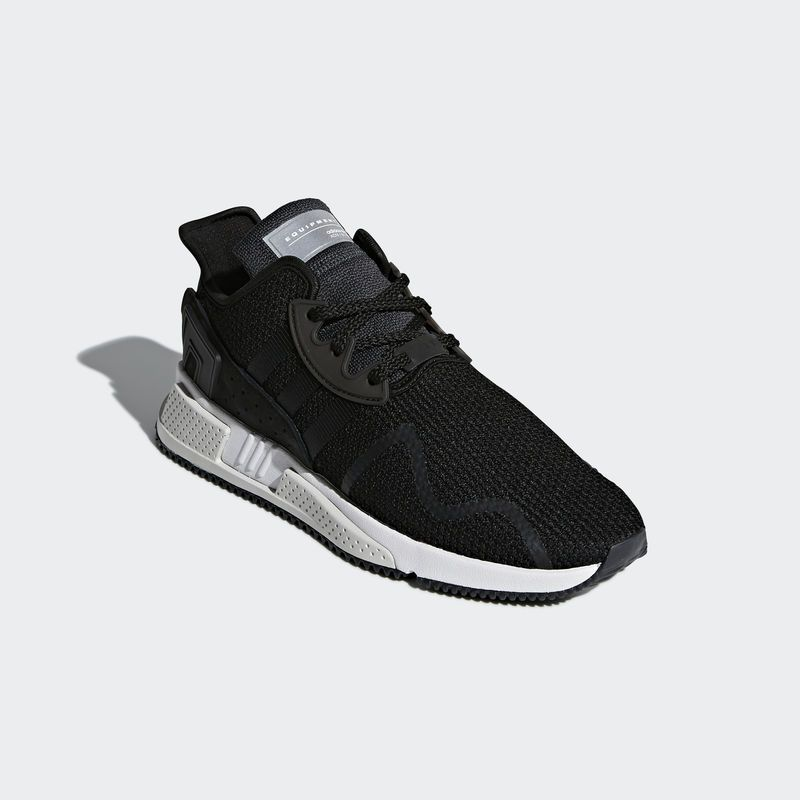 adidas eqt cushion adv white & black shoes