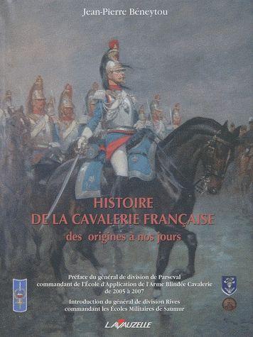 Histoire De La Cavalerie Francaise Histoire Telechargement Pdf Gratuit