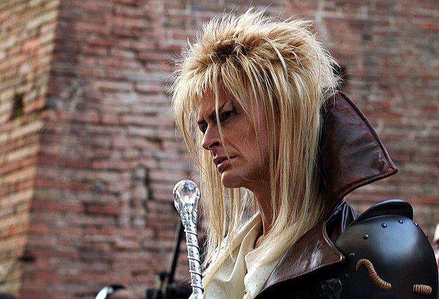 Jareth, The Goblin King Cosplay