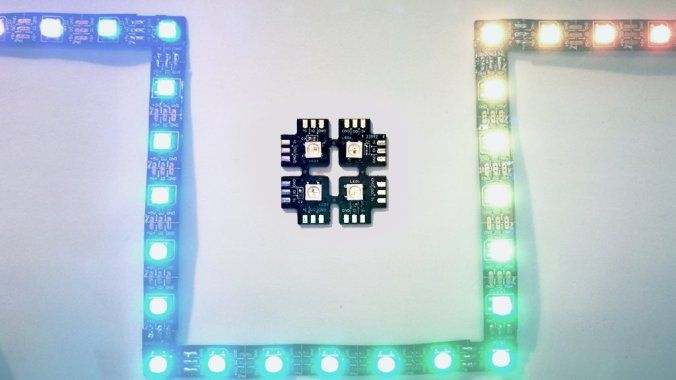 This Is To Put On The Corners Of My Room And You Could Also Change The Color With The Remote For The In 2021 Dorm Room Lights Led Lighting Bedroom