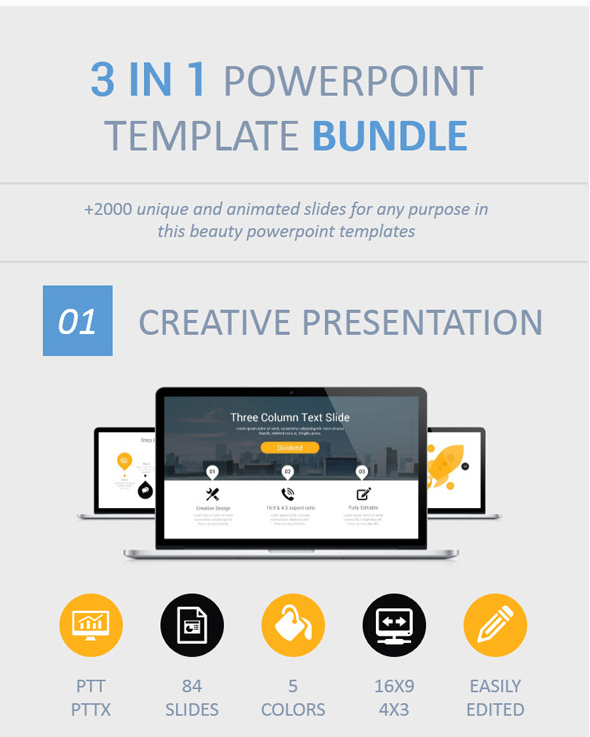 50 best powerpoint templates for your presentation | best, Modern powerpoint