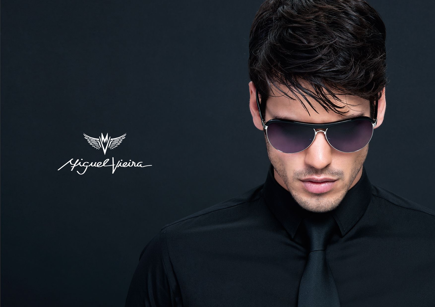 11d1ec2c6a497 Miguel Vieira . SS 2013 Eyewear Collection   Campaigns   Pinterest ...