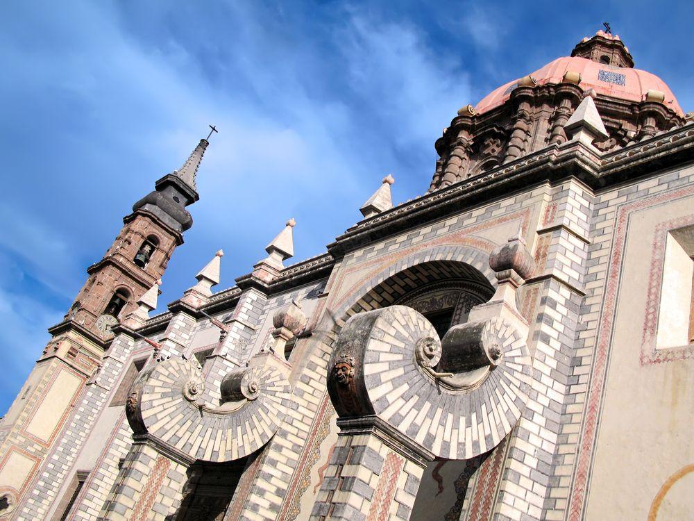 Templo Santa Rosa de Viterbo , Queretaro