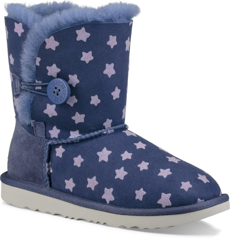 a28e9500a45 UGG Kids Bailey Button II Stars | Holiday Gift guide for Kids 2017 ...
