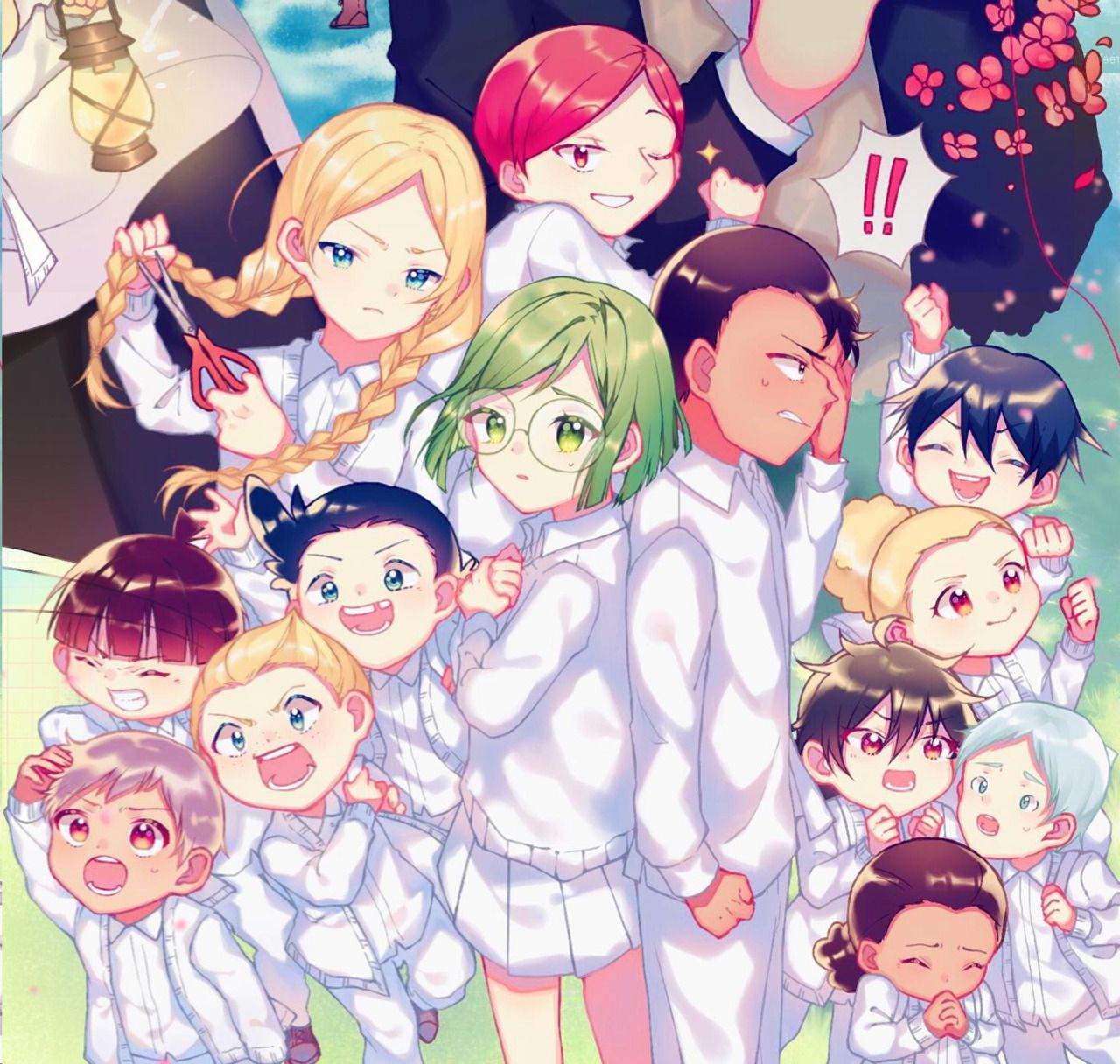 The Promised Neverland: Photo
