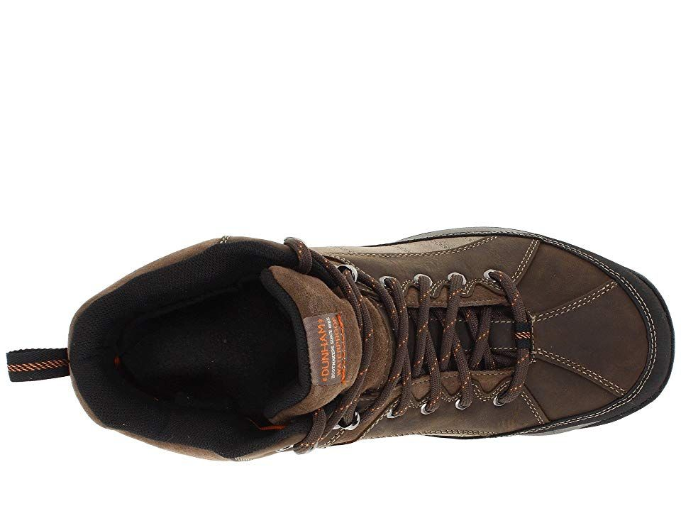 9c2f802b358751 Dunham Lawrence Mudguard Sport Hiker Waterproof Men s Hiking Boots Brown