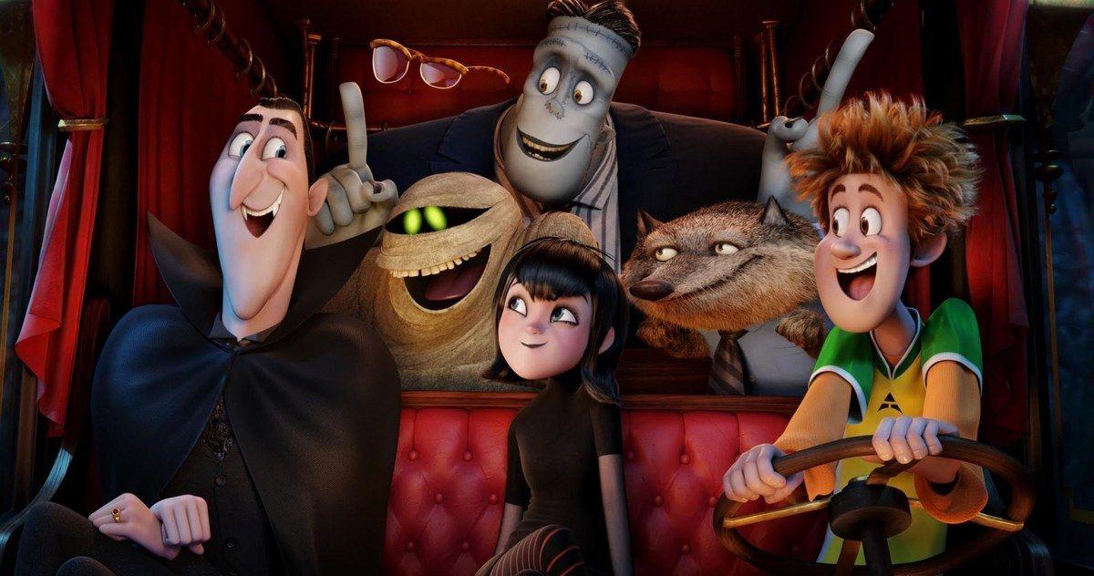 'Hotel Transylvania 2' Motion Poster Reunites the Monsters