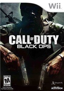 Call Of Duty Black Ops Wii Game Call Of Duty Jogos Xbox One E