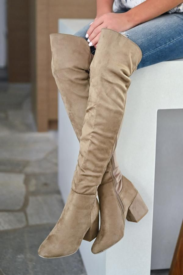 12+ Over the knee suede boots ideas ideas in 2021