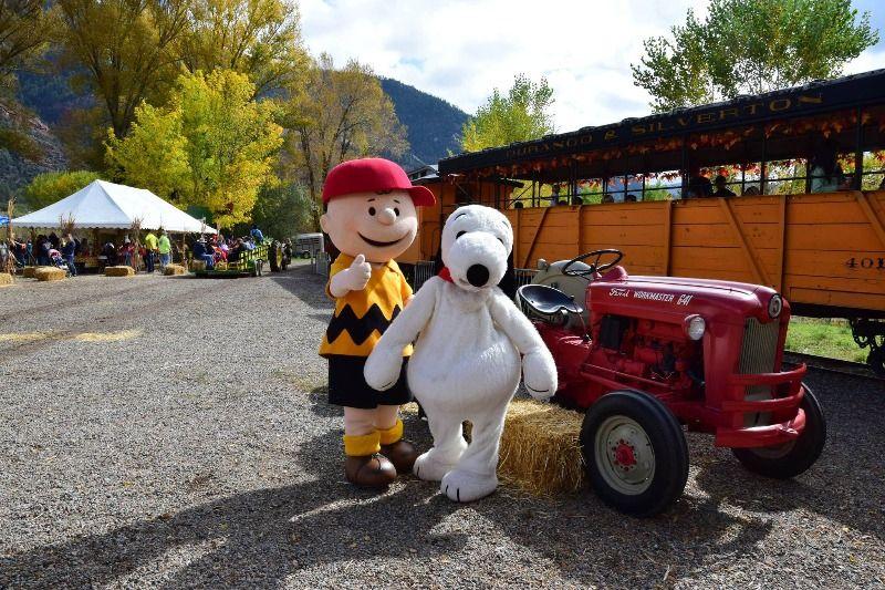 Peanuts™ Train Ride #Kids #Events