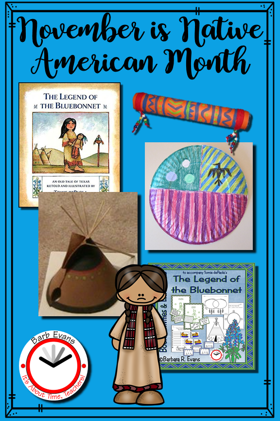 Book Activities And Extensions Legend Of Bluebonnet