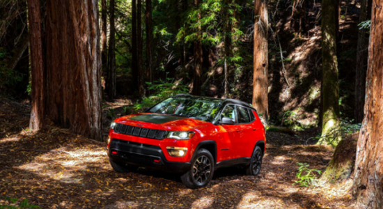 2019 Jeep Compass Trailhawk Review With Images Jeep Compass
