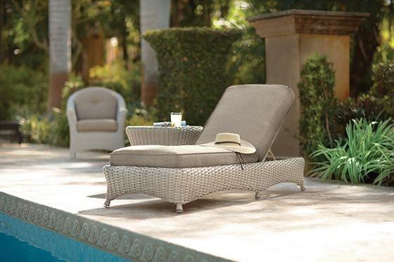 Martha Stewart Living Lake Adela Chaise Lounge | Outdoor ... on Martha Stewart Living Chaise Lounge id=83602