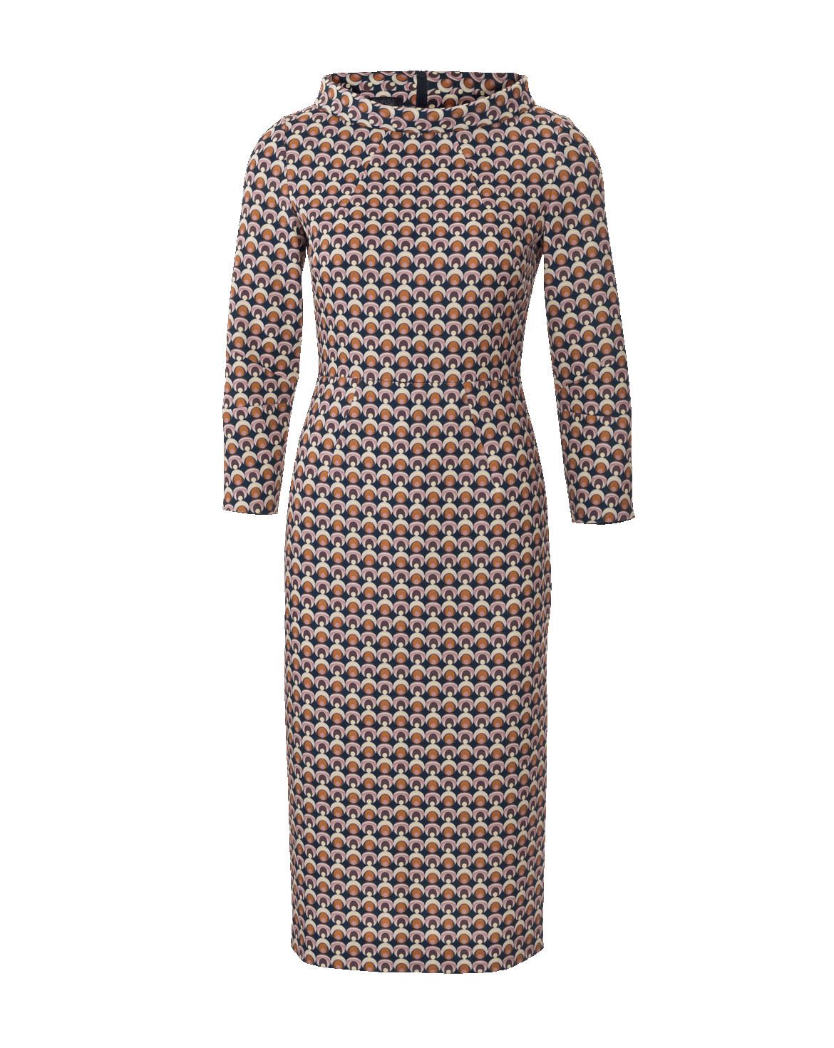 Schnittmuster Kleid 08/2017 #111A | sewing | Pinterest ...