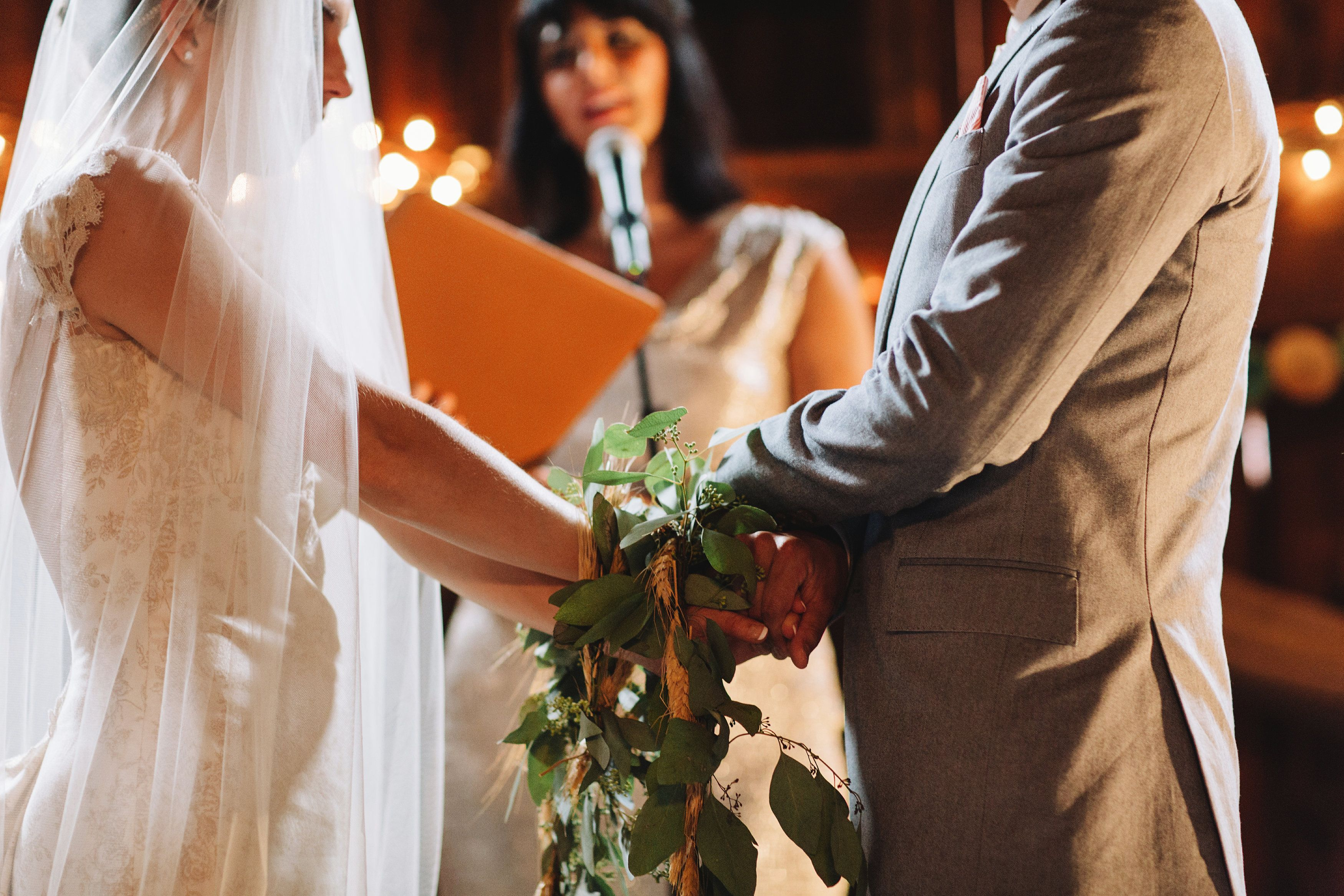 Alisa Tongg Discusses Hand Fasting Wedding Ceremony Unity Ritual