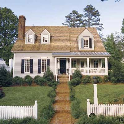 Pics of cape cod style houses