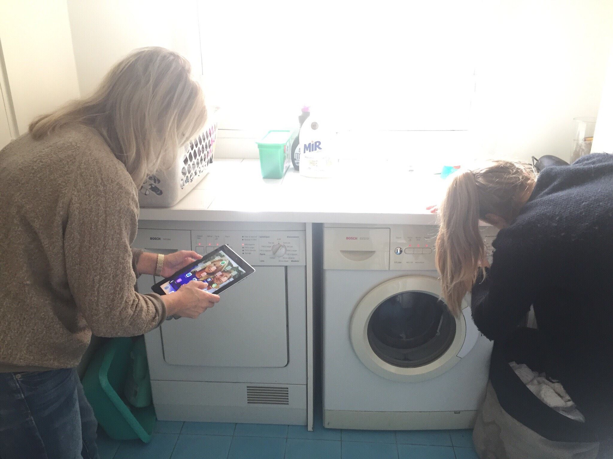 Plan your washing machine to save time in your daily home! #smarthome #technology #smartphone #washingmachine #connected #object #hightech #ALT #WAI #W3C #WC3G