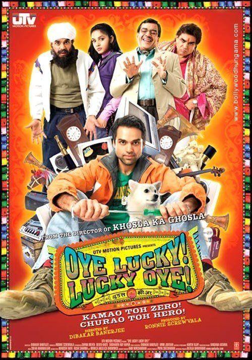 Oye Lucky! Lucky Oye! FULL MOVIE HD1080p Sub English