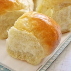 buttery pull-apart buns