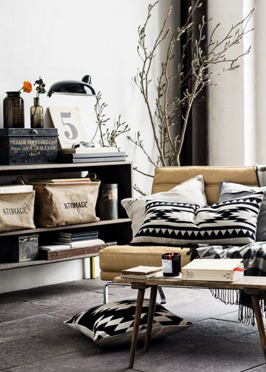 bien utiliser le noir dans son int rieur pinterest idee deco int rieur et noir. Black Bedroom Furniture Sets. Home Design Ideas