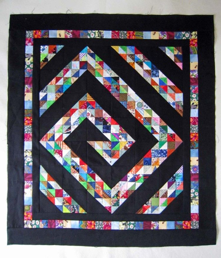 Labyrinth - Quilt With Us