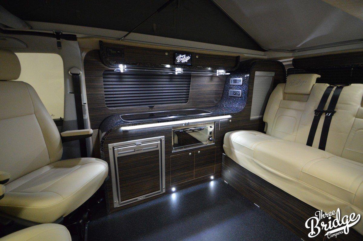 Vw Transporter T5 T6 Conversion Camper Swb Infinity