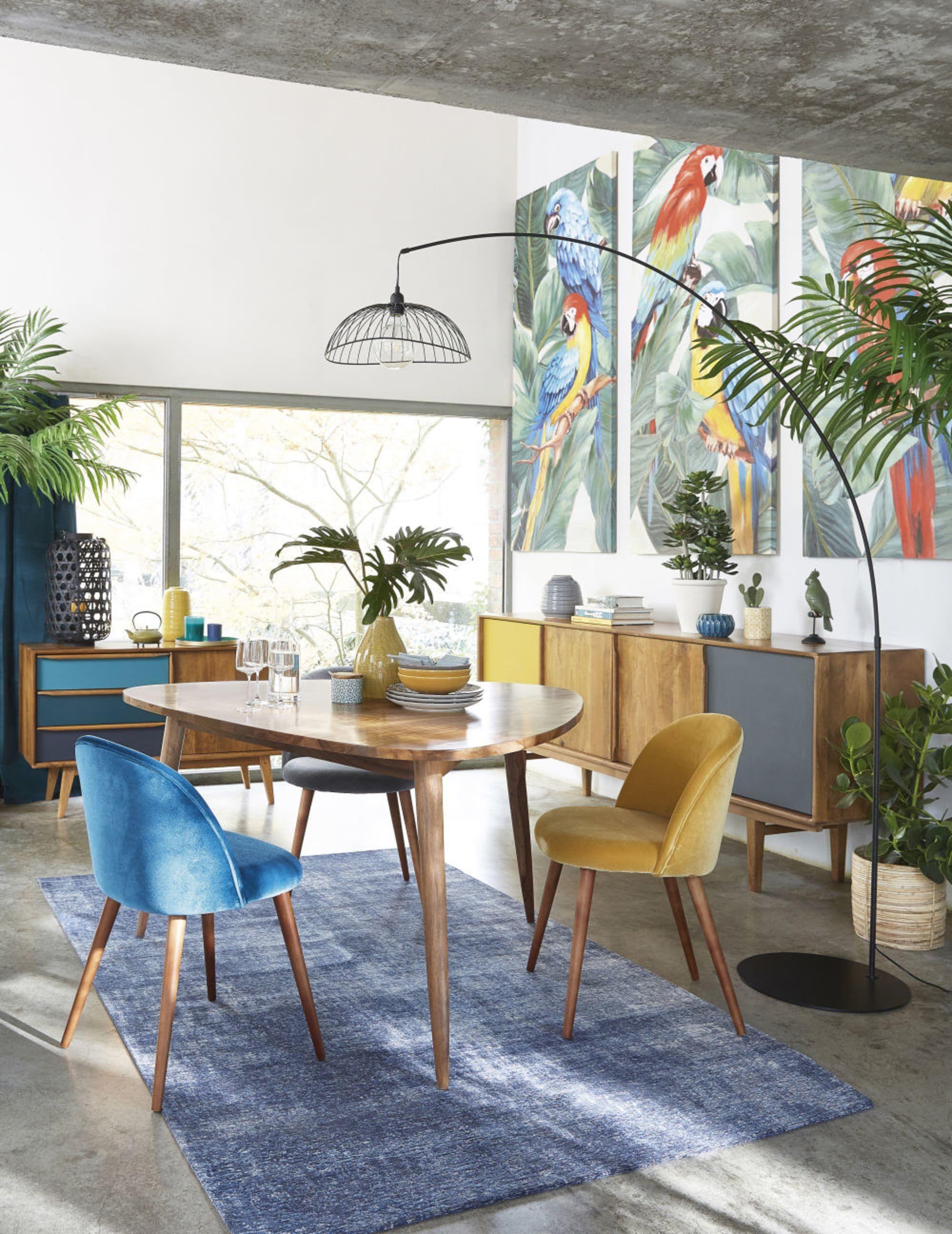36+ Deco salle a manger vintage ideas in 2021