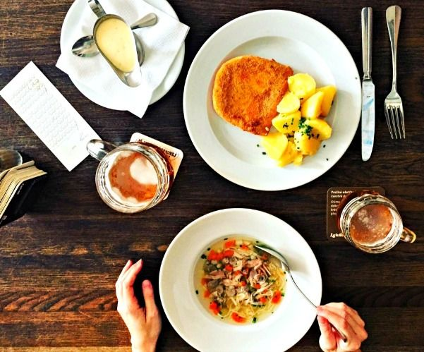 The ultimate Czech food guide - Urban Adventures #czechfood