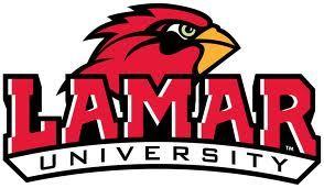 Pin By Thehazardsofcurlyhair On My Cajun Homeland Lamar University Lamar Cardinals University Logo
