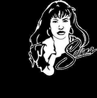 Selena Quintanilla Artistic Portrait Black And White Google Search Portrait Artist Selena Quintanilla Black And White Google