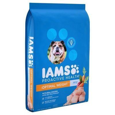 Iams Proactive Health Adult Optimal Weight Control Dry Dog Food