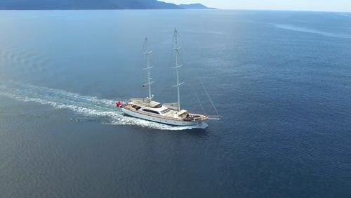 Alessandro Yacht Croatia 5 Cabin 10 Guest Vip Yacht Alessandro Yacht Charter Greece Yacht Cruises Croatia