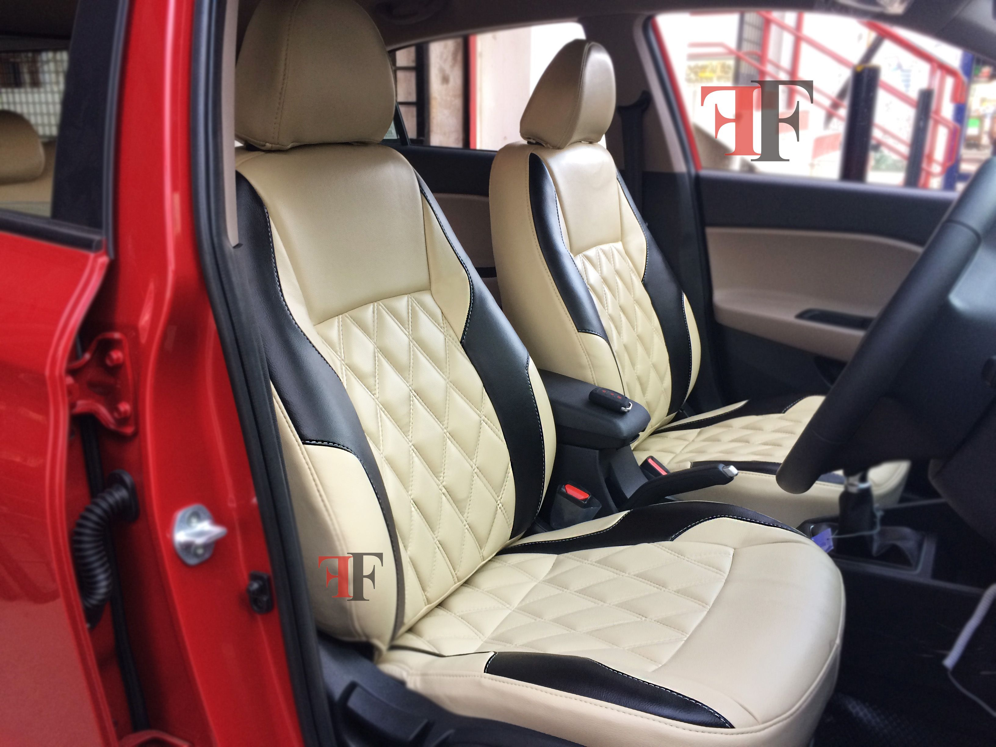 Hyundai Elite I20 Car Seat Covers From Ff Car Accessories Chennai Car Seats Car Accessories Carseat Cover