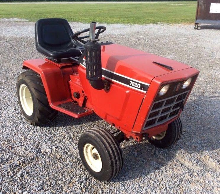 Pin On Farmall Ih Tractors 7