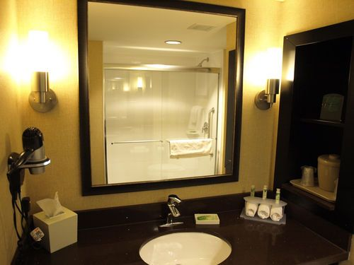 Bath Amenities Provided By Body Works Holiday Inn Express Suites Timmins Room Pictures