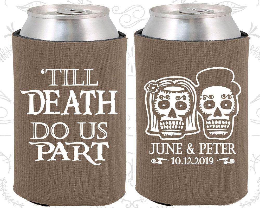 Till Do Us Part Sugar Skull Wedding Day Of The Dead Candy Favors Dia De Los Muertos 41