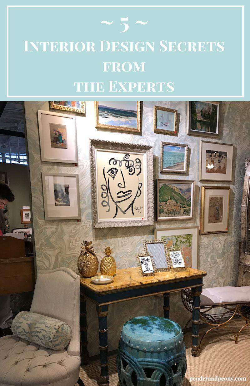 5 Interior Design Secrets From The Experts Best Interior Design